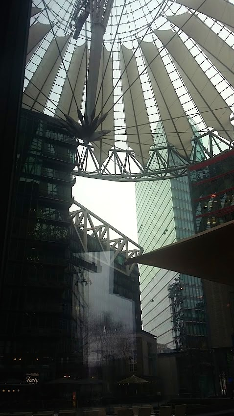 sony center - alextrends