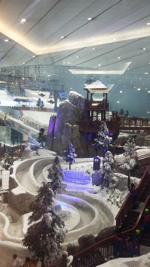 Ski Dubai- alextrends
