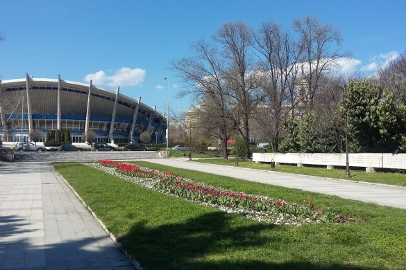 Palace of Sports Varna