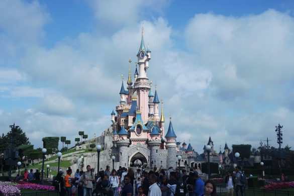 Adventure at Disneyland Paris