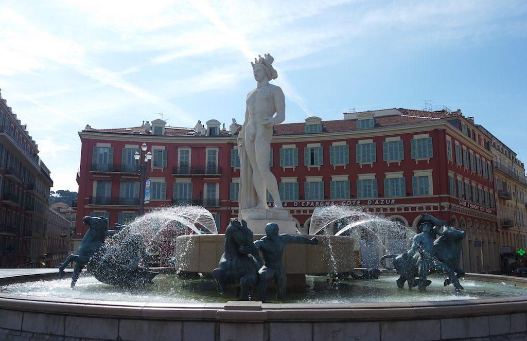 Place Massena -Nice