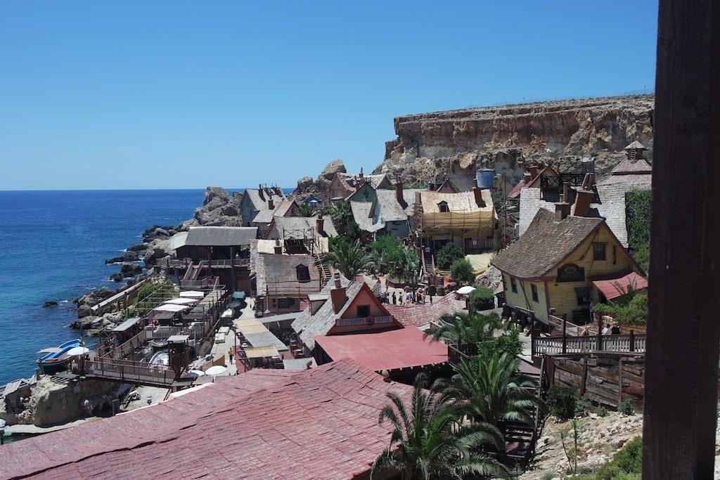 Le Village - Popeye Village